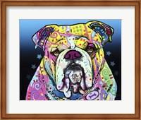 The Bulldog Fine Art Print