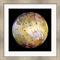 Jupiter's Moon Lo II Fine Art Print
