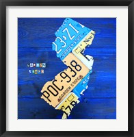 New Jersey Fine Art Print