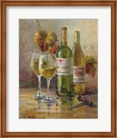 Opening the Wine II Fine Art Print