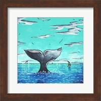 Whale Tail - Better Fine Art Print