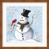 Winter Cheer 1 Fine Art Print