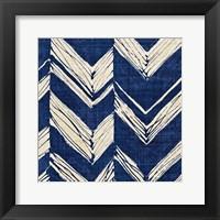Indigo Batik II Fine Art Print