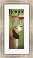 Beagle Winery Cabernet Fine Art Print