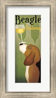 Beagle Winery Chardonnay Fine Art Print