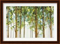 Forest Study I Crop Fine Art Print