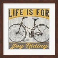 Joy Ride I Fine Art Print