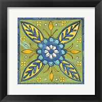 Tuscan Sun Tile III Color Fine Art Print