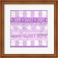Stars and Stripes I - Pink Fine Art Print