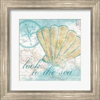 Look to the Sea I Fine Art Print