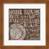 All Star Sports III Fine Art Print