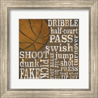All Star Sports IV Fine Art Print