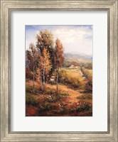 Valle Salerno Fine Art Print