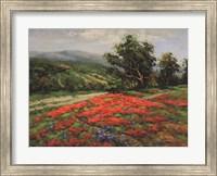 Meadow of Wildflower Fine Art Print
