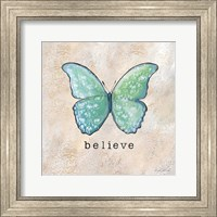 Butterfly Expressions III Fine Art Print