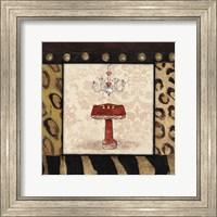 Sink 1 Red Fine Art Print