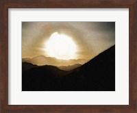 Sunrise I Fine Art Print