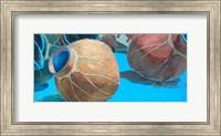 Blue Pots 4 Fine Art Print
