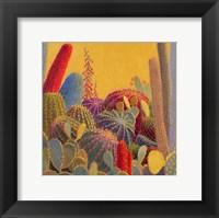 Desert Garden 3 Fine Art Print