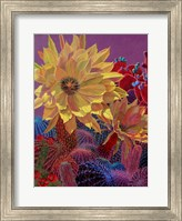 Yellow Cerus Fine Art Print