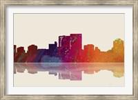 Darwin NT Skyline 3 Fine Art Print