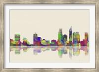 Perth WA Skyline 1 Fine Art Print