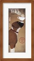 Boxer Coffee Co. v Fine Art Print