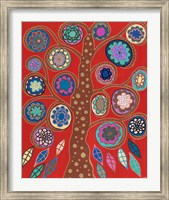Arboreal Blossoms Fine Art Print
