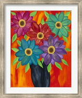 Blooming Colors Fine Art Print