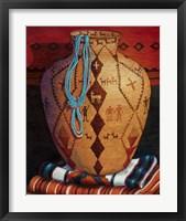 Native American Artistry Fine Art Print