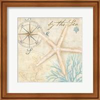 Nautical Shells I Fine Art Print
