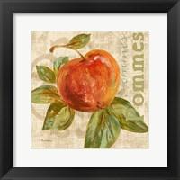 Rustic Fruit I Fine Art Print