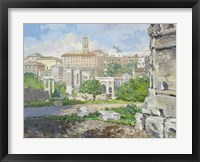 Capitoline Hill Fine Art Print