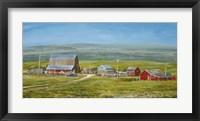 Cypress Hills Farm Fine Art Print
