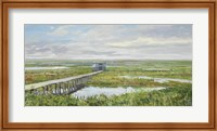 Last Mountain Lake Bird Sanctuary Fine Art Print