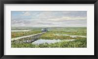 Last Mountain Lake Bird Sanctuary Fine Art Print
