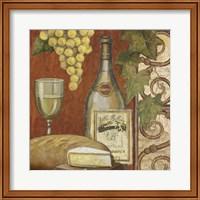 Wine and Cheese Tasting 2 Fine Art Print