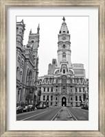 Philadelphia City Hall Fine Art Print
