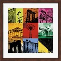 New York Nine Fine Art Print