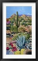 Desert Oasis 2 Fine Art Print