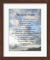 The Lord's Prayer - Scenic Fine Art Print