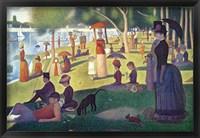 Sunday Afternoon on the Island of La Grande Jatte Fine Art Print