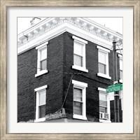 Montrose Street (b/w) Fine Art Print