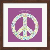 Imagine Peace Fine Art Print