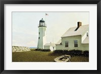 Point Lookout Fine Art Print