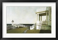 Marshall Point Lighthouse Fine Art Print