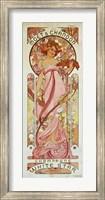 White Star Champagne, Moet et Chandon, 1889 Fine Art Print