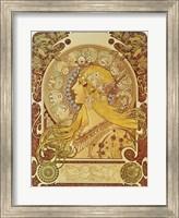 Zodiac Signs Fine Art Print