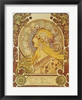 Zodiac Signs Fine Art Print