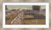 Factories at the Porta Romana -Milan Fine Art Print